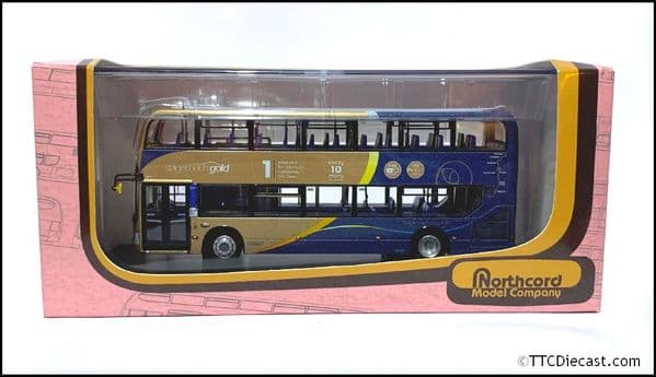 NORTHCORD UKBUS6516 ADL Enviro400MMC - Stagecoach South Gold * PRE OWNED *